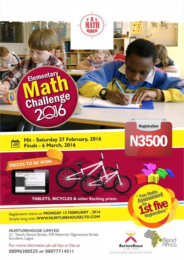 Math Challenge 2016